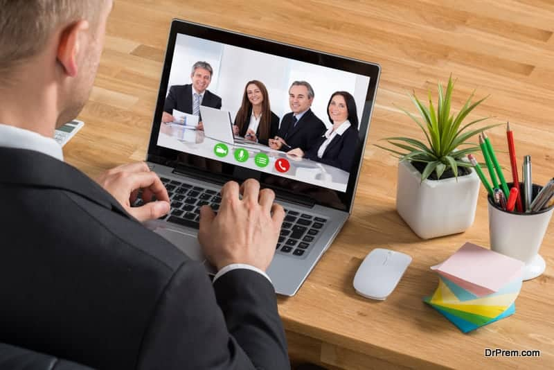 Conduct a telephonic or video interview
