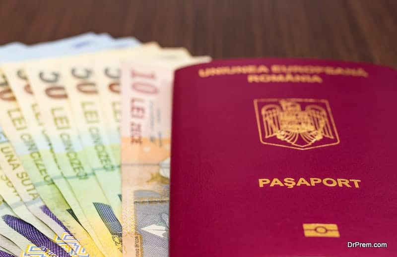Romanian immigration requirements