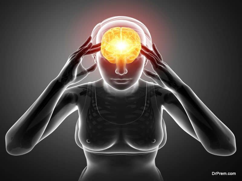 brain controls our body weight