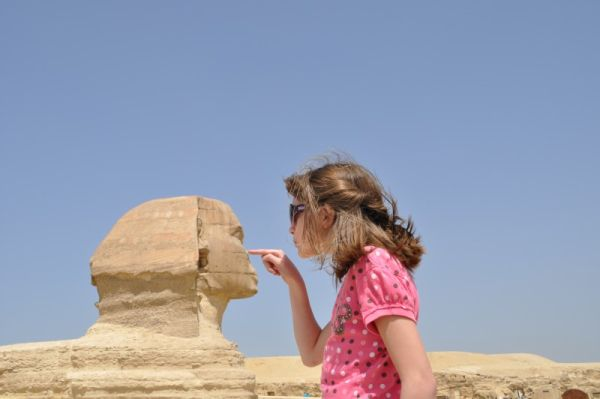 The Pyramids of Giza and the Sphinx Egypt