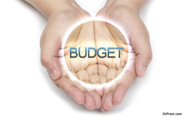 right marketing budget
